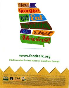 Attached is a flyer from UGA / 4-H for a program that supplies them with bags of goodies for families that are currently on Food Stamps. One person from the family will have to go online to the website on the flyer and take a test. Print the results off and bring the results to the UGA Extension Office to receive a free bag. If you do not have access to the internet to take the test you can go to the local office and they have computers available for you there. The bags include a cutting…