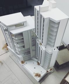 "1,162 curtidas, 7 comentários - Art & Architecture (@architects_need) no Instagram: ""Amazing model """
