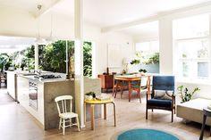 dustjacket attic: Interior Design | A Beachside Home