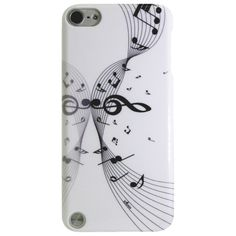 Exian iPod touch Gen Musical Notes Hard Shell Case - White - Web Only Music Tour here I come! Cute Ipod Cases, Ipod Touch Cases, Cool Cases, 5s Cases, Iphone Cases, Iphone 5c, Zoom Iphone, Other Accessories, Phone Accessories