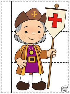 Columbus Day Clipart, Reggio Emilia, 2nd Grade Activities, Christopher Columbus, Learning Centers, Classroom Decor, Social Studies, Cute Kids, Preschool