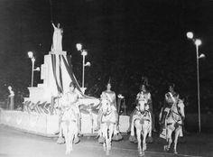 1968. Γιορτές της ''πολεμικής αρετής των Ελλήνων'' στο Παναθηναϊκό στάδιο. (Καλές οι γιορτές αλλά όταν έφτασε η ώρα της επιστράτευσης (20/07/1974) Το μπάχαλο).