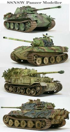 By SSNSW Panzer Modeller
