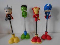 canetas decoradas biscuit frozen - Buscar con Google