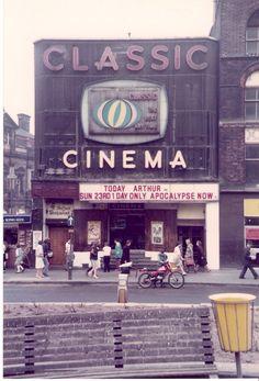 Classic Cinema, Fitzalan Sq #socialsheffield