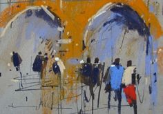 tony allain, The Piazza S. Marco