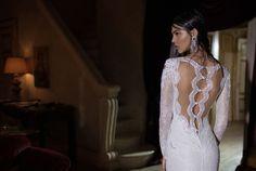 Vestidos de novia y complementos en Madrid - blanco de novia