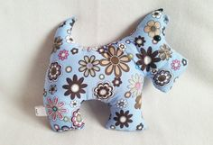 Beautiful Blues by Frances Bell on Etsy