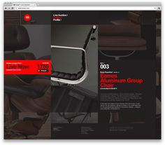 Website Inspiration - November 2012