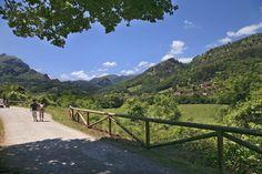 Senda del Oso [Bear path] Asturias by Tomás Fano