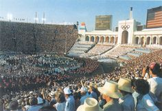 Summer Olympics, 1984, Los Angeles