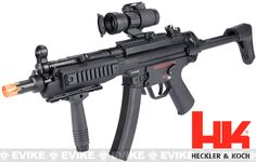 H&K MP5A5 RIS Airsoft Electric Blowback EBB AEG Rifle by Umarex / G&G Loading that magazine is a pain! Get your Magazine speedloader today! http://www.amazon.com/shops/raeind