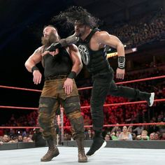 The official home of the latest WWE news, results and events. Get breaking news, photos, and video of your favorite WWE Superstars. Wwe Roman Reigns, Wwe Superstar Roman Reigns, Wrestling Superstars, Wrestling Wwe, Dean Ambrose Seth Rollins, Wwe T Shirts, The Shield Wwe, Roman Reings, Braun Strowman