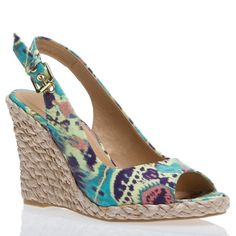 $39.95  Not crazy about the print but like the style. - Find 150+ Top Online Shoe Stores via http://AmericasMall.com/categories/shoes.html