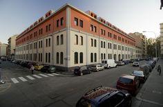 Recupero funzionale dell'ex Tobler, Franco Cucchiarati. © Gianpiero Zanardi / Giovanni Fontana Torino, Street View