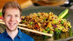 Gebratener Reis, der immer funktioniert! | Asiatisches Rezept - YouTube