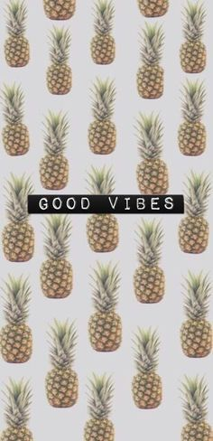 #goodvibes#pineapple