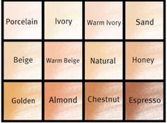 There is mainly four types of foundation. Here is a step by step guide to ease your task of choosing the right foundation for your skin type How To Choose Foundation, Mac Foundation, Maybelline Fit Me Foundation, Foundation Colors, Foundation Shade, Espresso, Skin Color Chart, Airbrush Makeup System, Indian Skin Tone