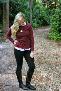 Devon Alana Design: Cozy Sweater & @J.Crew Sparkle
