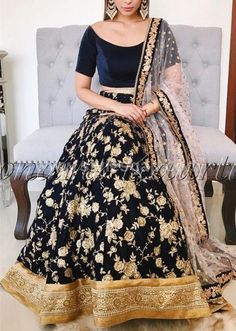 Latest Lehenga Choli Trends Designs Collection which consist of best designs & styles of party, formal & wedding wear Anarkali, jacket lehenga, Indian Lehenga, Lehenga Choli, Indian Wedding Outfits, Indian Outfits, Wedding Dresses, Indian Attire, Indian Ethnic Wear, India Fashion, Asian Fashion