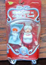 Image result for rankin bass santa claus is coming to town action figures
