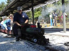 Mini-train rides, 2nd Sunday of each month April-November.   CALS Live Steam Preservation Society at Leakin Park  4921 Windsor Mill Rd.  Baltimore, MD 21207  (410) 448-0730