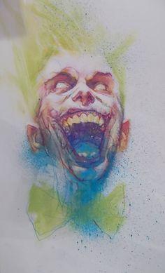 The Joker by Ben Oliver *