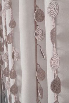 Curtain Additions ... from Anthropologie