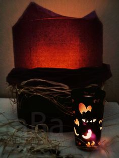 #homedecor #spooky #candles #PartyLite #Halloween #candleparties #tealights #Shannathatflaminglady #photography #votives #hurricanes