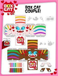 box cat-girl_girl