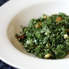 Chopped Kale Salad (like Kayne Prime & Tavern)