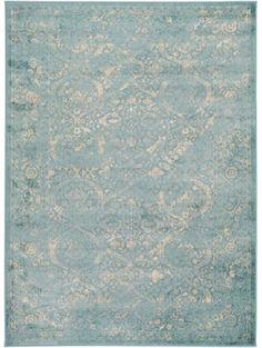 Orientteppich Vintage Blau