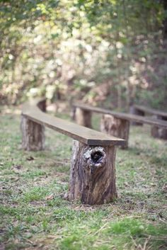 Another bench, something about this, but definitely not exactly this