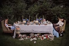 A Mad Tea Party with Alice, 2011