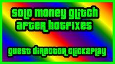 GTA 5 SOLO MONEY GLITCH after hotfixes 1.15 duplicate cars (GTA 5 Online...