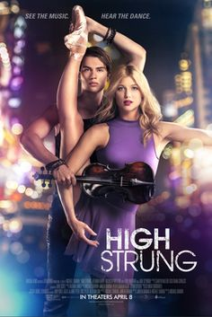 Please join us for an exclusive one-night screening of High Strung Movie.​