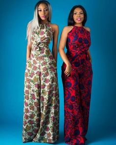 """LeVictoria by Zephans & Co. present """"Color Pop"""" Collection African Wear Dresses, African Attire, African Print Fashion, Africa Fashion, Cord Lace Styles, Fashion Pants, Fashion Dresses, Urban Chic Fashion, Style Fashion"""