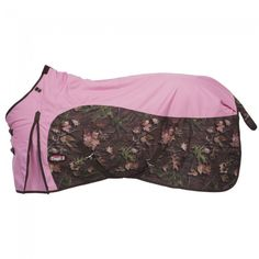 Camo Tough-1 Tough Timber 600D Waterproof Poly Turnout Blanket At Cowgirl Blondie's Western Boutique