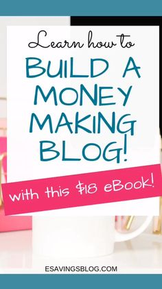 Learn How to Start A Blog and Make Money! - SEO Blog - Read the latest SEO trend and statistics #SEO #SEOBlog #blog - Want to start a blog that actually makes money but dont have a money to take an expensive course? Grab this $18 eBook! Suzi the author is so awesome and she knows her stuff! Grab it today. #blogging #startablog #moneymakingblog