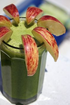 Green Goddess Antihistamine  Anti-inflammatory Juice