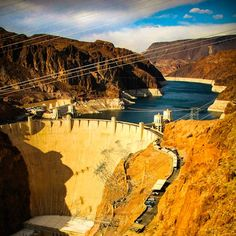 Get away and have some fun! Hoover Dam #AAATravel