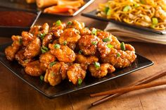 Orange Chicken Is Our Favorite Take-Out Dish And Now We Can Make It At Home!