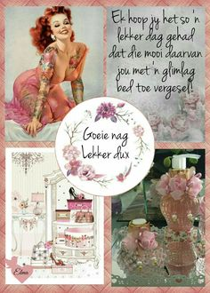 Lekker Dag, Evening Greetings, Goeie Nag, Goeie More, Afrikaans Quotes, Good Night Quotes, Special Quotes, My Land, Christmas Wishes