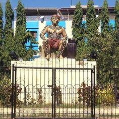Plaza Hamabar in Cebu City, Philippines Cebu City, Places Of Interest, Philippines, Christianity, Cebu