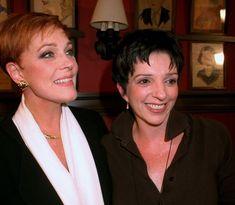 85th Birthday, Liza Minnelli, Julie Andrews, Happy, Beautiful, Instagram