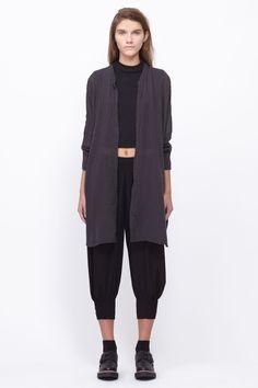 Y's by Yohji Yamamoto Double Monk Platform (Black)