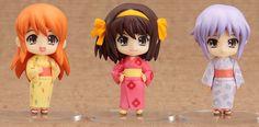 GoodSMILE Nendoroid Petit Haruhi Summer Festival Figure
