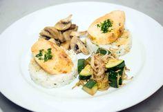 Chicken/Rice/Vegetable