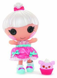 Mimi La Sweet Littles Doll (#20) Sewn on October 14th Sewn from A Duchess' Dress Pet Pupcake