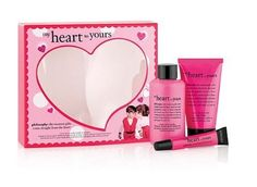 Introducing philosophy my heart to yours 3 pc set. Get Your Ladies Products Here and follow us for more updates!